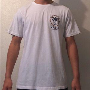 Vans Short Sleeve Cotton Tee